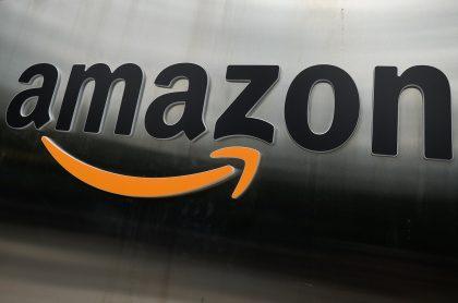 Logo de Amazon ilustra ofertas de trabajo en Colombia