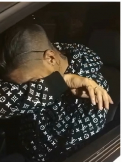 Video de Cristian 'Chicho' Arango llorando frente a hinchas de Millonarios