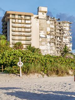 Identifican a la víctima 97 de edificio colapsado en Miami