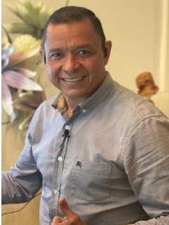 Amaranto Perea e Iván René Valenciano, quien le pidió al técnico que se vaya del Junior