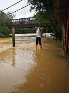 Mocoa y Putumayo: 10.000 familias afectadas por lluvias