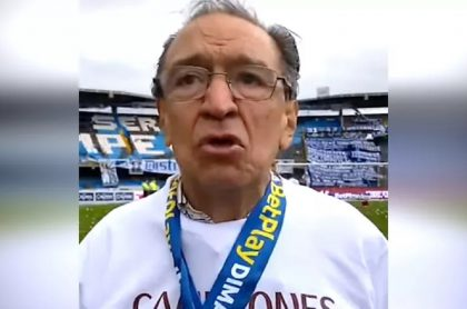 Gabriel Camargo, dueño del Deportes Tolima, quien deberá disculparse con futbolistas por tildarlas de lesbianas