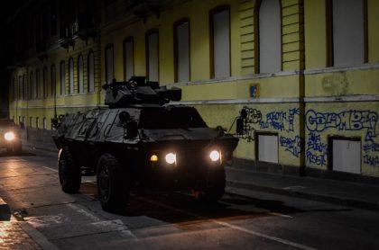 Consejo de Estado suspende decreto de asistencia militar durante protestas