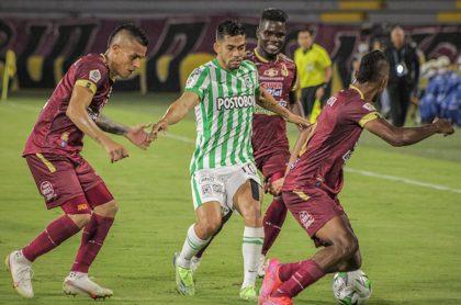 Nacional vs. Tolima en vivo hoy | Transmisión online del partido de la Liga BetPlay