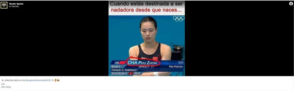 'Fake' sobre 'Cha Phu Zhon'