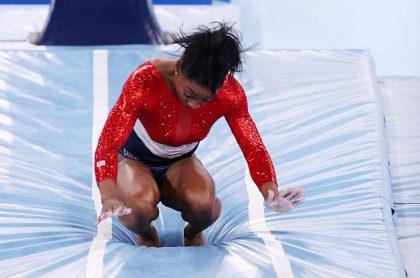 Olímpicos de Tokio: mejor gimnasta de todos los tiempos abandonaría por lesión