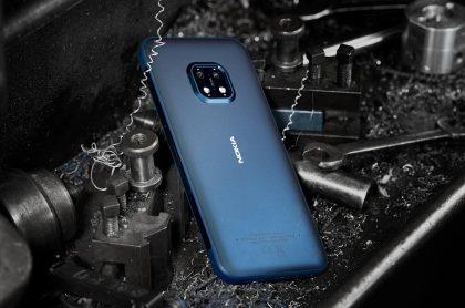 """Nokia lanza teléfono celular que """"dura toda la vida"""""""