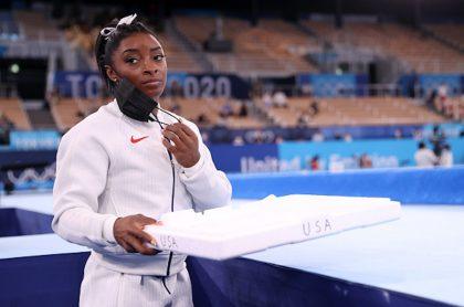 "Retiro de gimnasta estadounidense Simone Biles fue por ""demonios en la cabeza"""