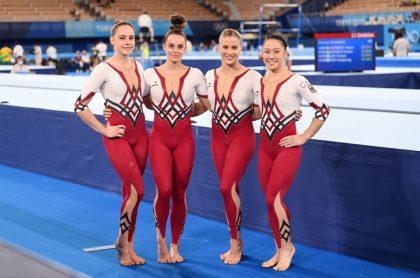 Olímpicos de Tokio: vestimenta de gimnastas alemanas abre debate
