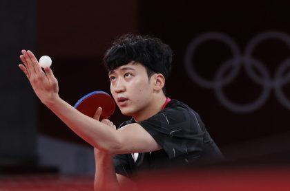 Imagen de atleta surcoreano que ilustra nota; Juegos Olímpicos Tokio: periodista se burló de atleta Corea del Sur