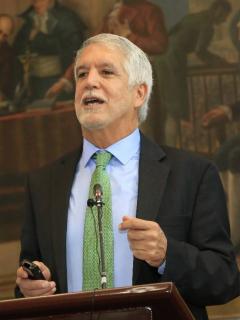 Enrique Peñalosa, exalcalde de Bogotá.