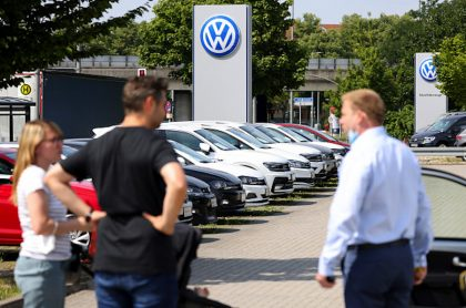 Volkswagen facturó cifra récord en primer semestre de 2021, pese a pandemia