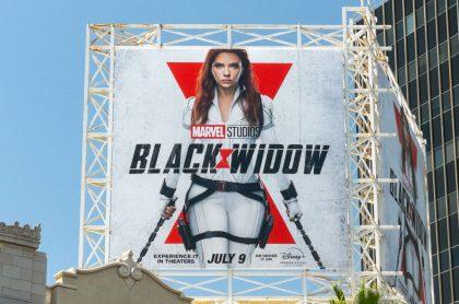 Scarlett Johansson demanda a Disney por estrenar 'Black Widow'  en Disney+