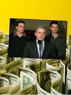Negocio de Tomás y Jerónimo Uribe, hijos de Álvaro Uribe: tiene accionistas como Jeff Bezos, Nubank y bancos.