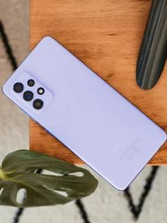 Filtran información de versión mejorada del teléfono Samsung Galaxy A52: el A52s