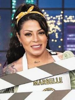 Marbelle le respondió a Diego Camargo por enviarle emotivo mensaje de despedida a Catalina Maya luego de ser eliminada de 'Masterchef' (Canal RCN).
