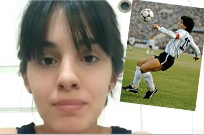 Prueba de ADN confirma que Magali Gil no es la sexta hija de Maradona