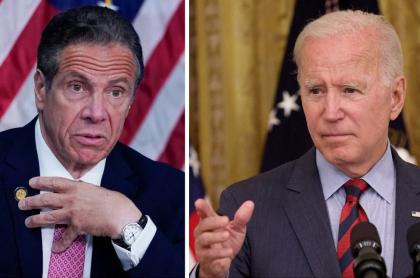 Biden pide renuncia a gobernador de Nueva York por acusaciones de acoso sexual