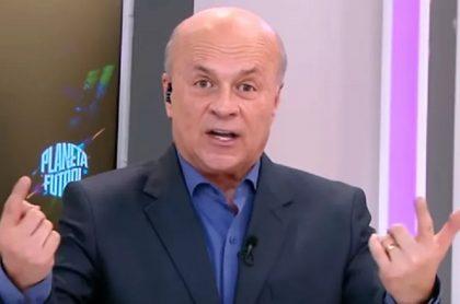 Carlos Antonio Vélez compara a violentos en estadio con primera línea