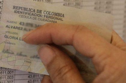 Cédula de ciudadanía, a propósito de cuánto cuesta el duplicado en Colombia y el exterior vs. la cédula digital.