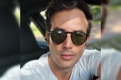 Sebastián Martínez se compró carro de 400 millones de pesos.