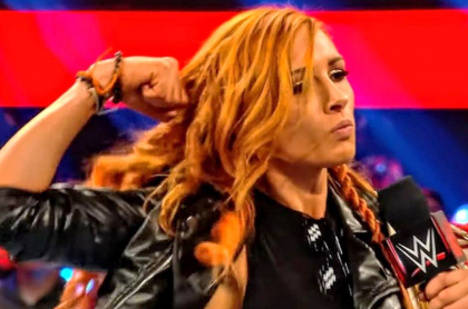 Becky Lynch: fecha de su regreso a la WWE; lucha libre en la que fue campeona. Imagen de la irlandesa.