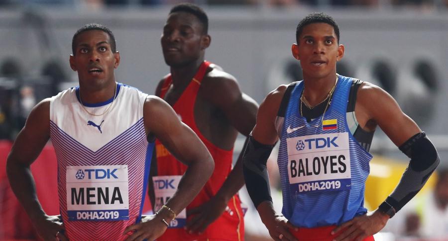 Bernardo Baloyes afirmó que el presidente de la Federación de Atletismo, Ramiro Varela, no lo trató con respeto en Juegos Olímpicos de Tokio 2020.