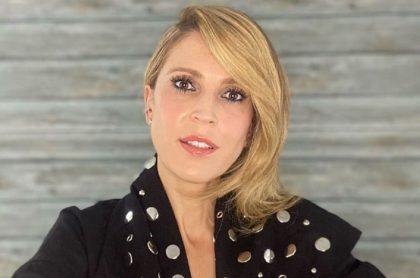 Alejandra Azcárate, presentadora del Canal RCN, reapareció en Instagram y publicó ácido chiste sobre el matrimonio.