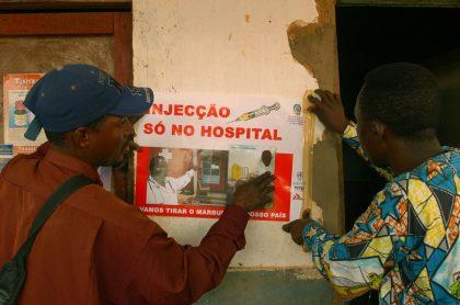 La Organización Mundial de la Salud (OMS) confirmó la primera muerte en África relacionada con el virus de Marburgo.
