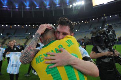 Neymar compartió un emotivo video en Instagram y le dio la bienvenida a Lionel Messi al París Saint Germain (PSG).