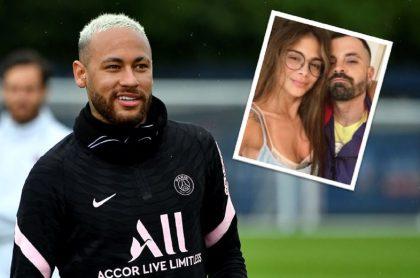 Mike Bahía reveló que Neymar le coqueteaba y enviaba mensajes directos pro Instagram a Greeicy Rendón.