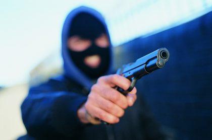 Imagen de ladrón que ilustra nota; Inseguridad Bogotá: delincuencia en punto más alto del 2021