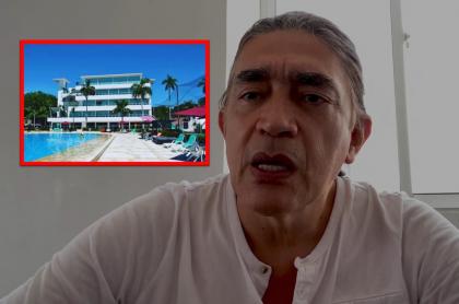 Hotel de la polémica de Gustavo Bolívar: cuánto vale una noche y cómo es