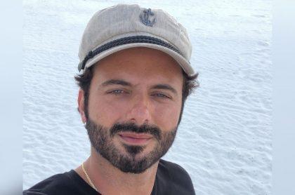 Foto de Mario Espitia, a propósito de que golpeó a gay que le coqueteó