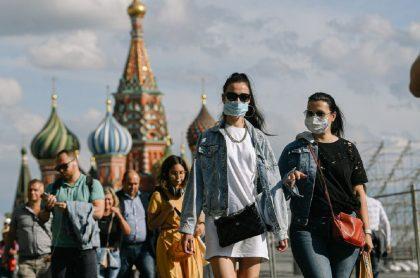 Imagen de Moscú que ilustra nota; COVID-19: Rusia reporta más de 800 muertes en nuevo pico de pandemia