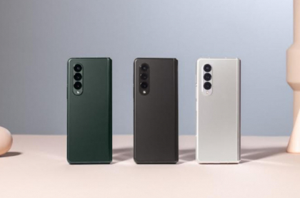 Nuevos celulares en Colombia: los Galaxy Z Fold3 5G y Motorola.