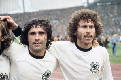 Gerd Müller, legendario goleador de Alemania y el Bayern Múnich, falleció este domingo a los 75 años de edad.