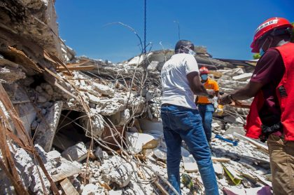 Haití: tormenta tropical azota a país con 724 muertes por terremoto