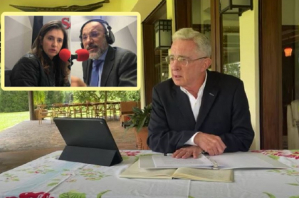 Paloma Valencia y Roy Barreras debatieron por verdad que Álvaro Uribe dio ante Comisión de la Verdad