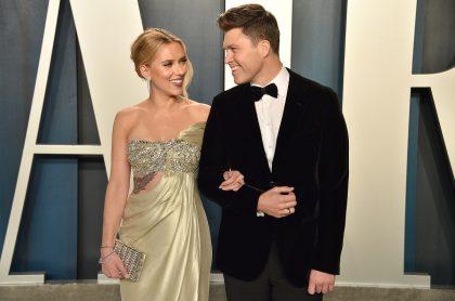 Nació hijo de Scarlett Johansson y Colin Jost; lo llamaron Cosmo. La noticia la confirmó Marcel Pariseau, representante de la reconocida artista.