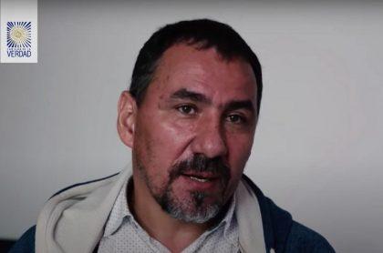 Aníbal Gómez, exjefe paramilitar de las AUC, habló ante la Comisión de la Verdad sobre asesinatos de estudiantes en universidad de Nariño