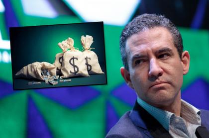 David Vélez, dueño de Nubank, dice que los ricos pueden vivir con menos dinero.