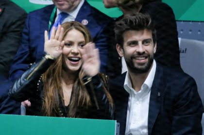 Shakira se muestra muy orgullosa de su novio Gerard Piqué por rebajar su salario