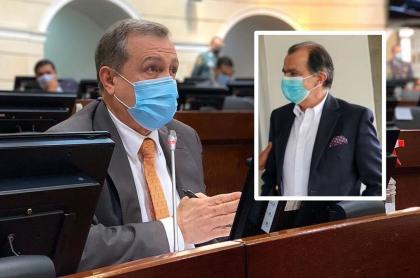 Ernesto Macías renuncia a candidatura presidencial y apoya a Óscar Iván Zuluaga
