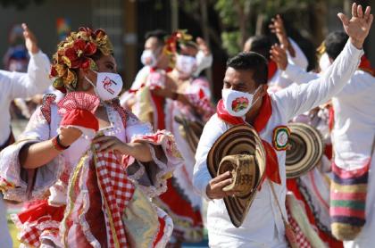 El carnaval de Barranquilla volverá a ser presencial en el 2022.