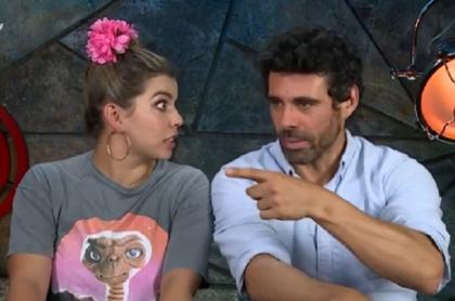 Liss Pereira y Emmanuel Esparza encantan en 'Masterchef' y hacen chiste