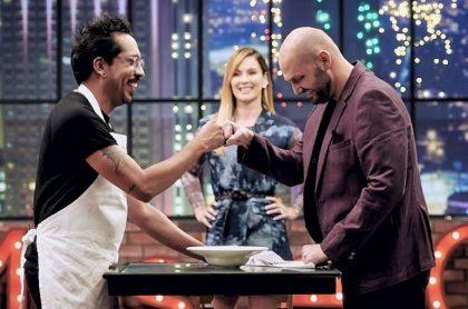 Nicolás de Zubiría, jurado de 'Masterchef' (Canal RCN), habló sobre feo plato que cocinó Frank Martínez en el concurso gastronómico.