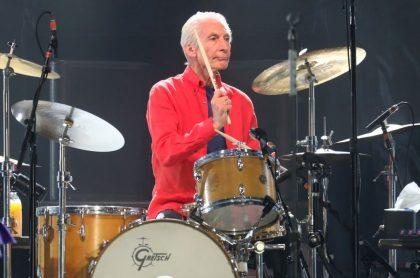 Fallece a los 80 años Charlie Watts, baterista de los Rolling Stones
