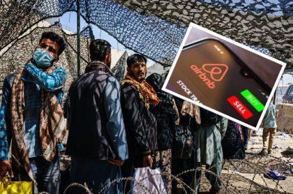 Airbnb anunció que albergará gratis a miles de ciudadanos afganos en varios países luego de invasión talibán en Afganistán.