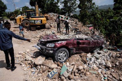 Haití: rescatan 24 personas más de una semana después de terremoto
